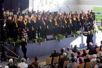 """SonntagsChor Rheinland-Pfalz: Vorweihnachtliches Konzert in der Pfarrkirche """"Mariä Himmelfahrt"""" zu Mainz-Weisenau."""
