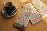 Hochfeine Schokoladen mit Ostwestfälischen Wortschätzen erfreuen alle Schokoladenfans