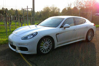 Porsche Panamera S E Hybrid - Der Praxistest