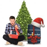 Nichts schmeckt Männern besser, als das eigene Bier   ein (Weihnachts-) Geschenkefinder.