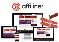Mit neuem Claim und Design: affilinet mit responsiver Website von Xparo