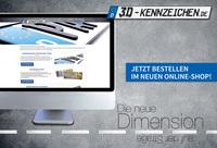 Startschuss für 3D-Kennzeichen: Das ganz persönliche Upgrade am Fahrzeug
