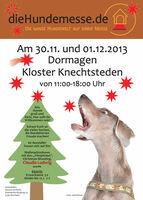 3. Weihnachts-Tiermesse im Kloster Knechtsteden in Dormagen