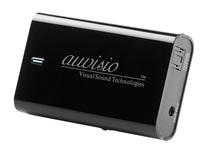 auvisio AirMusic für Musik-Streaming APD-200.am, APD-250.am