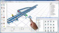 LogiMAT 2014: Intralogistik am Touchscreen visualisieren und simulieren!