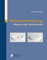 Themenband zu Patientenorientierung erschienen