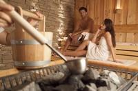 Der Saunabesuch - ein Erlebnis für die Sinne