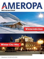 Ameropa Katalog Wintermärchen/Winter City Hits 2013/14