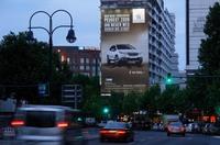 ATLAS Studie 2013: Riesenposter sind unausweichlich und wirken