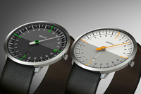Design perfected: UNO 24 NEO one hand watch from Klaus Botta