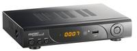 auvisio Digitaler HD-Sat-Receiver, Full HD-Player, HDD-Schacht