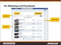 Neue Mascus Anwendung für Facebook-Firmenseiten