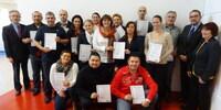 PowerManagement gratuliert den zertifizierten Objektauditoren