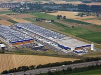 Der multicube rhein-neckar in Heddesheim ist die Logistikimmobilie 2013.