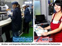 Brother: Recycling-Kartuschen direkt vom Hersteller