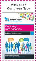 Internet World veröffentlicht Kongressprogramm für 2014: Flaggschiffe Otto, Metro und Sixt präsentieren auf dem Internet World Kongress