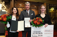Preisträgerinnen Darboven IDEE-Förderpreis 2013