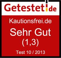 Mit Kundenservice und Transparenz zum Erfolg: kautionsfrei.de überzeugt Kunden und Getestet.de