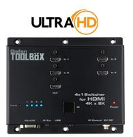 Gefens Ultra HD (4K) Switcher für HDMI ab sofort in Europa verfügbar