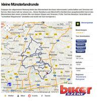 Über 3000 kostenlose Touren von Motorradfahrern für Motorradfahrer