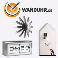 Designer Wanduhren bei wanduhr.de