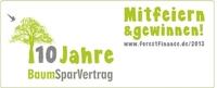 25.000ster BaumSparVertrag bei ForestFinance