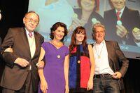 Verleihung der 3. Best Human Brands Awards