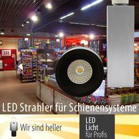 LED Strahler für Hochvolt-Schienensysteme