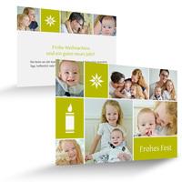 Neue Weihnachtskarten von Karteneden
