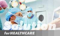 Bessere Patientenbetreuung, entlastetes Pflegepersonal, verkürzte Informationswege und optimierte Prozessoptimierung mit der Branchenlösung für Kliniken und Krankenhäuser