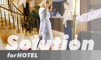 Intelligente Kommunikationsplattform für individuelle Gästebetreuung und optimale Arbeitsprozesse mit der Branchenlösung für die Hotellerie