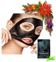 Neuheit aus den USA - Black Head Killer Mask