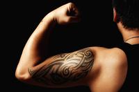 Die Top Ten der Tattooentfernungen 2013: Bei Männern