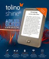 Weltbild eBook: Limitierte tolino-Edition kommt mit Adler-Olsen-Thriller