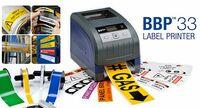 Brady BBP33: Ein Drucker für die gesamte Etikettierung und Beschilderung