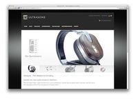 Ultrasone Manufaktur-Kopfhörer online entdecken: Neue Webseite bringt den bayerischen Kopfhörer-Spezialisten vom Starnberger See in die ganze Welt