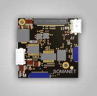 Leistungsfähiges Sensormodul für den Aufbau von Cyber-Physical Systems - Synapticon erweitert Angebot an SOMANET-Modulen