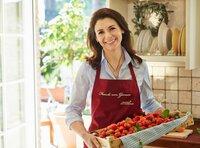 Véronique Witzigmann: Warten auf das Christkind mit Adventskalender und Bio-Fruchtaufstrich