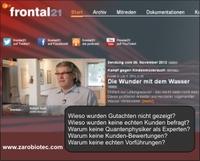 Frontal21, unseriöse, vernichtende Berichterstattung