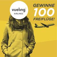 Vueling sucht Botschafter für 10 der deutschen Abflugstädte