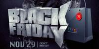 Top-Deals am Black Friday beim führenden Cashback-Portal DubLi.com