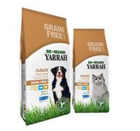 Getreidefreie Bio-Nahrung für Hund und Katze