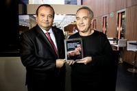 Kochikone Ferran Adrià und Jamón Ibérico Joselito rufen ihr erstes gemeinsames Kreativlabor namens JoselitoLab ins Leben