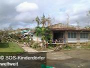 ADENION GmbH unterstützt das SOS-Kinderdorf Tacloban