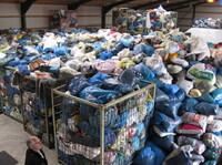 Spezialist für Textilrecycling AG Textilverbund