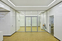 Calm before a storm – as well as during and after it. Lindner soundproof doors