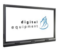 Neu bei digitalequipment: Das SMART Interactive Flat Panel 8084i-G4