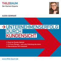 Thilo Baum bietet Hörbücher zum Sonderpreis