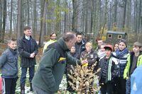 Erdgas Südwest pflanzt 30 Bäume in Laichingen