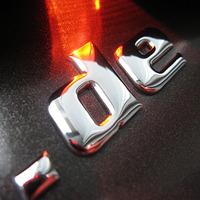 Der einzigartige 3D-Chromschriftzug: Chromoletters